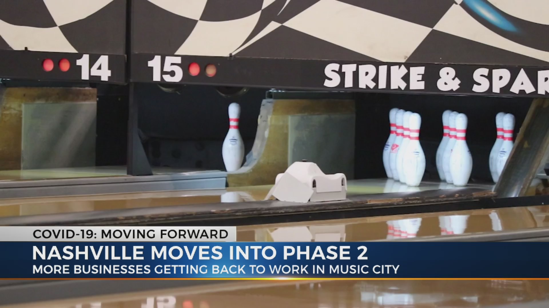 Bowlers Head Back To The Alley Under Phase 2 In Nashville Wkrn News 2
