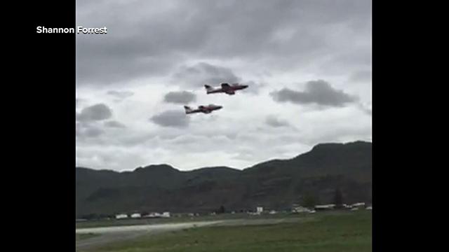 Canada jet crash