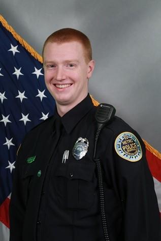 Officer Chase Harriman