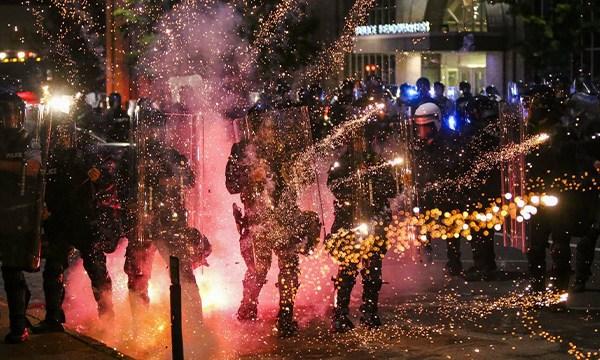 Las Vegas protest shooting