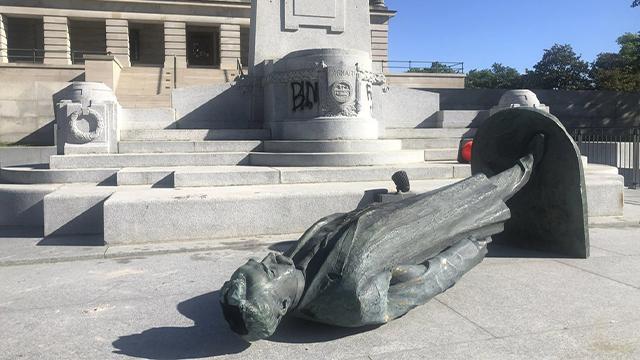 Edward Carmack statue