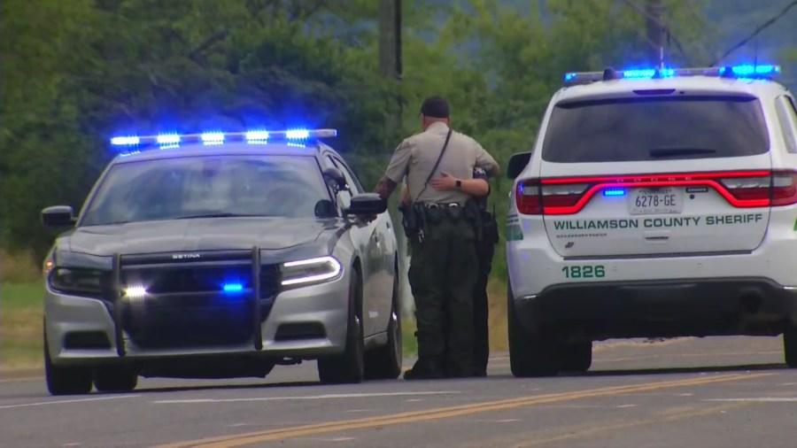 Brentwood officer killed in crash