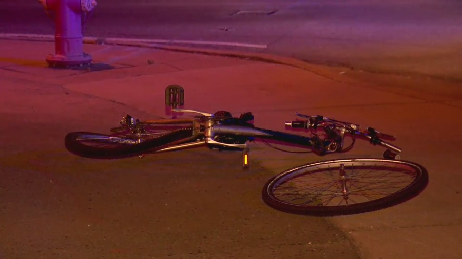 bicyclist injured in hit-and-run