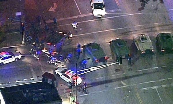 St. Louis officer shot