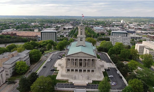 Nashville Tennessee Capitol generic