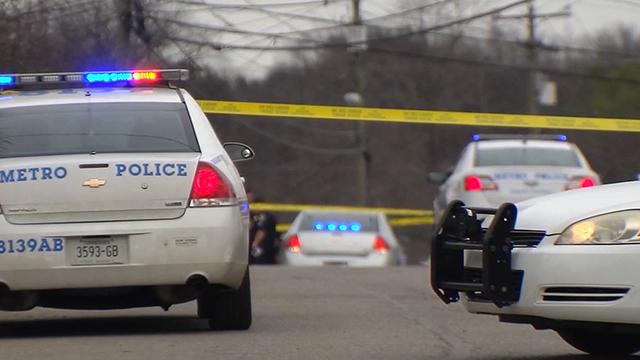 Metro police crime scene generic