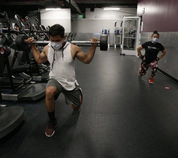gym masks