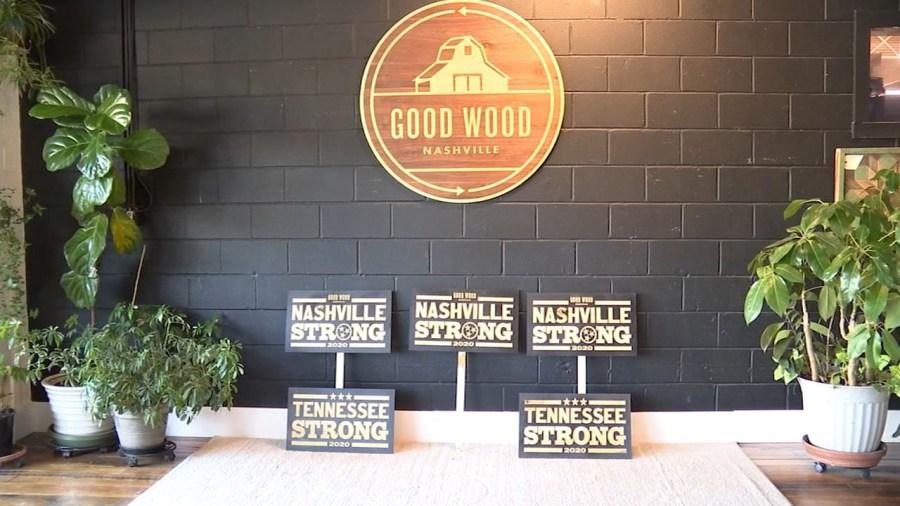 Good Wood Nashville strong