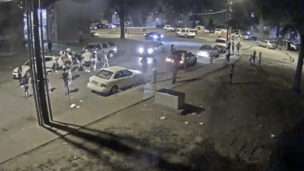 North Nashville brawl