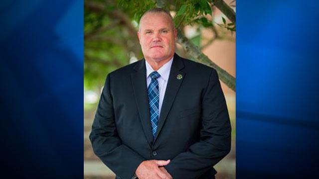 Giles County Sheriff Kyle Helton