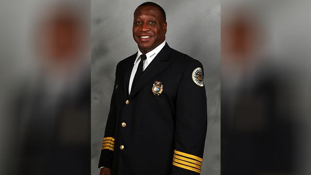 Deputy Chief John Drake