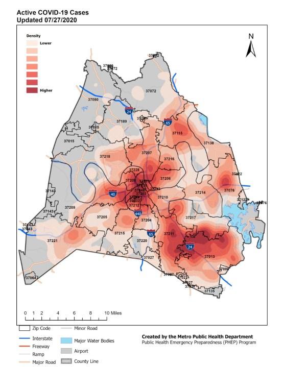active heatmap july 28