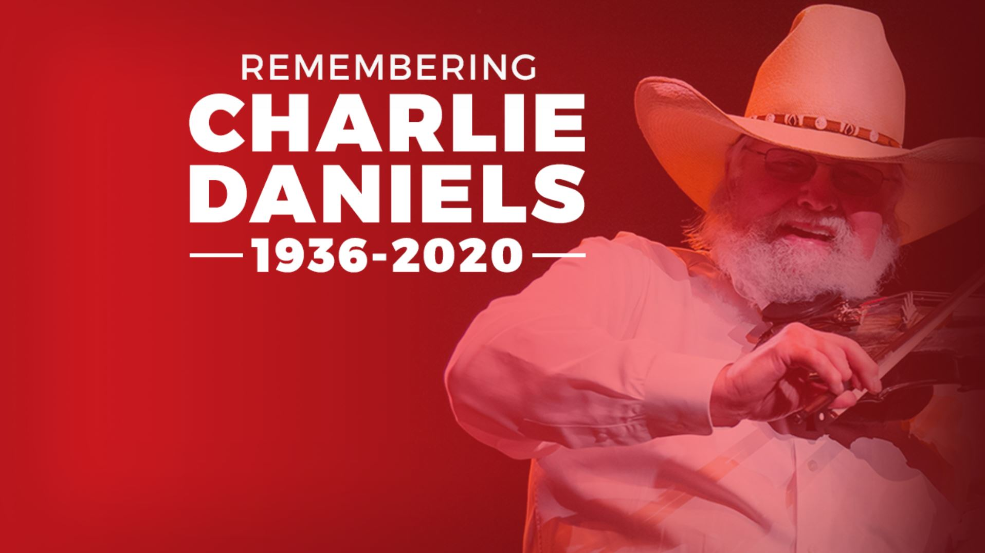 Charlie Daniels graphic