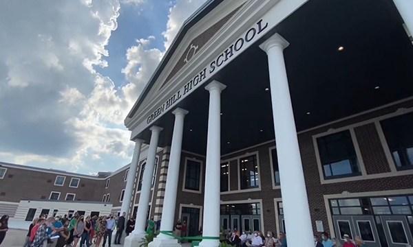 Green Hill High School opens