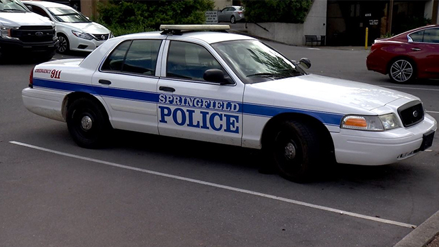 Springfield police generic