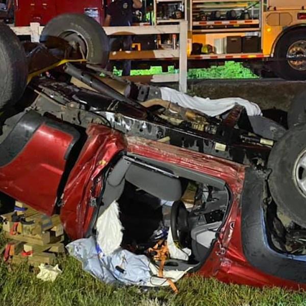 Maury County fatal crash 080720