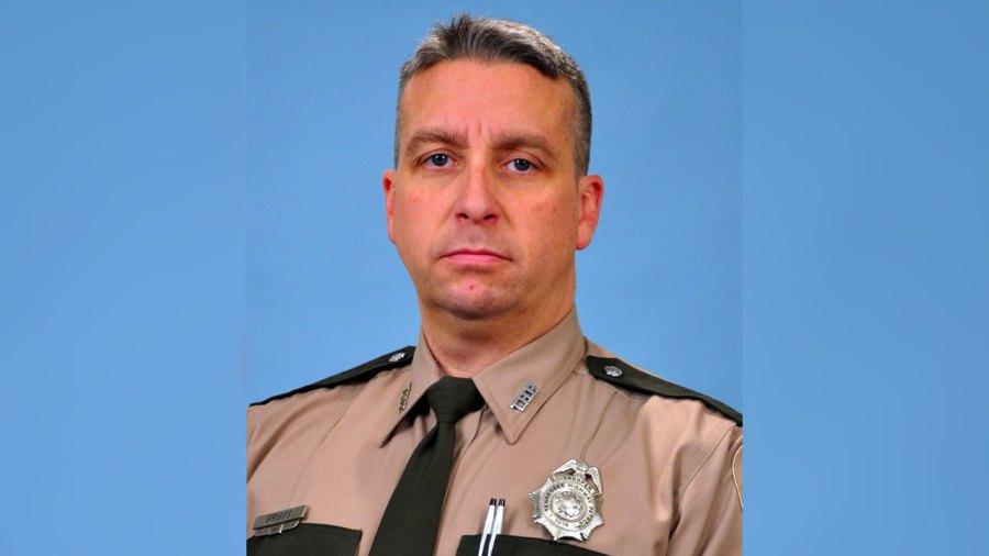 Trooper Harvey Briggs