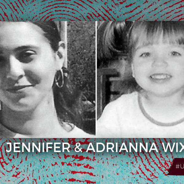 Jennifer and Adrianna Wix