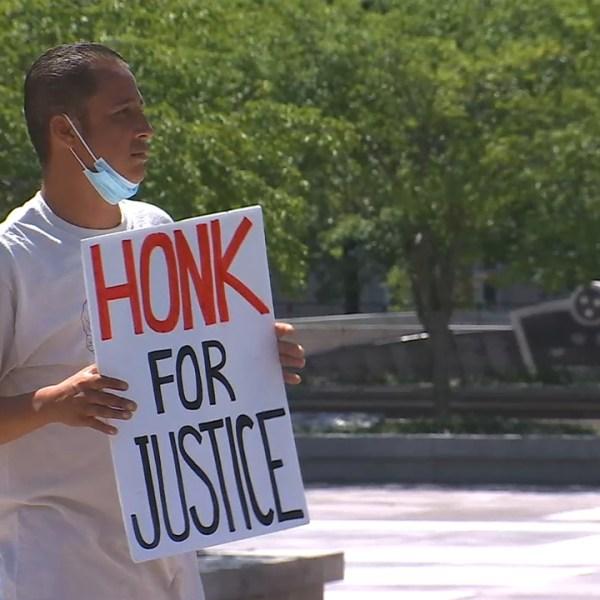 TN Capitol Hill protest
