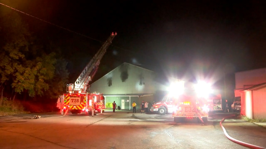 donelson fire 1