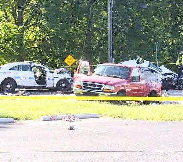 MNPD serious crash