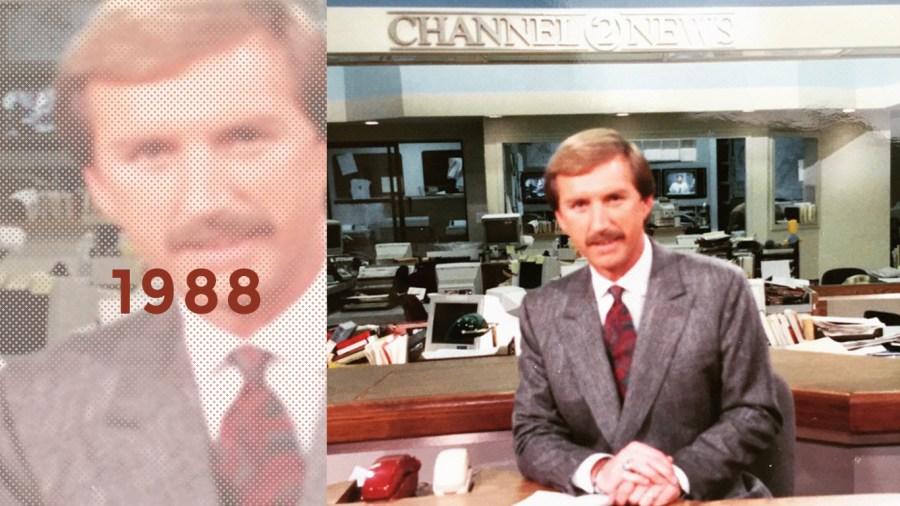 1988: New news set