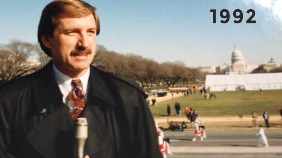 1992 Clinton Inauguration 1