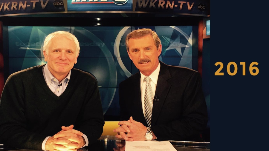 2016: Bob and Bruce Dobie Super Tuesday Results Special on News 2