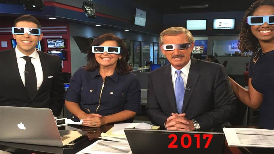 2017 Eclipse Coverage