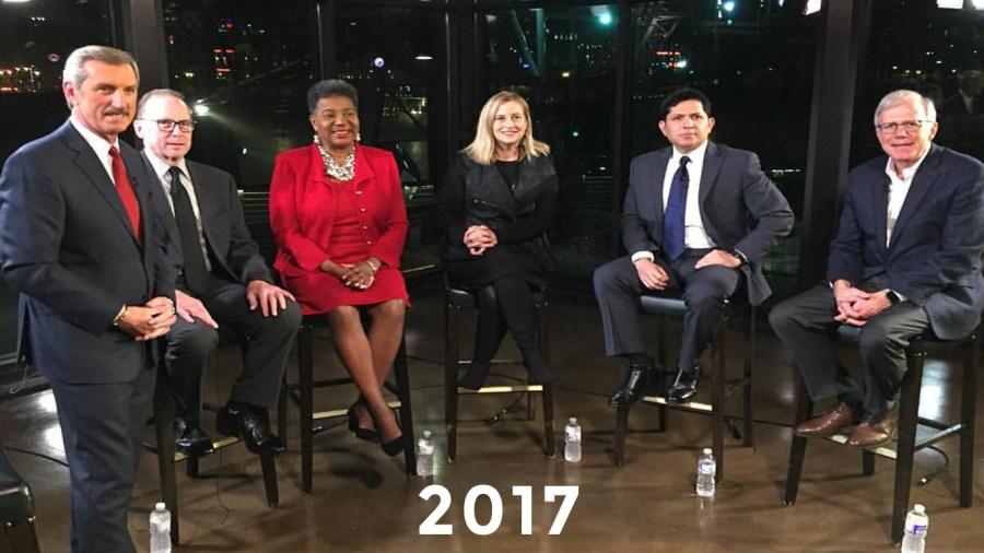 2017 Nashville Town Hall