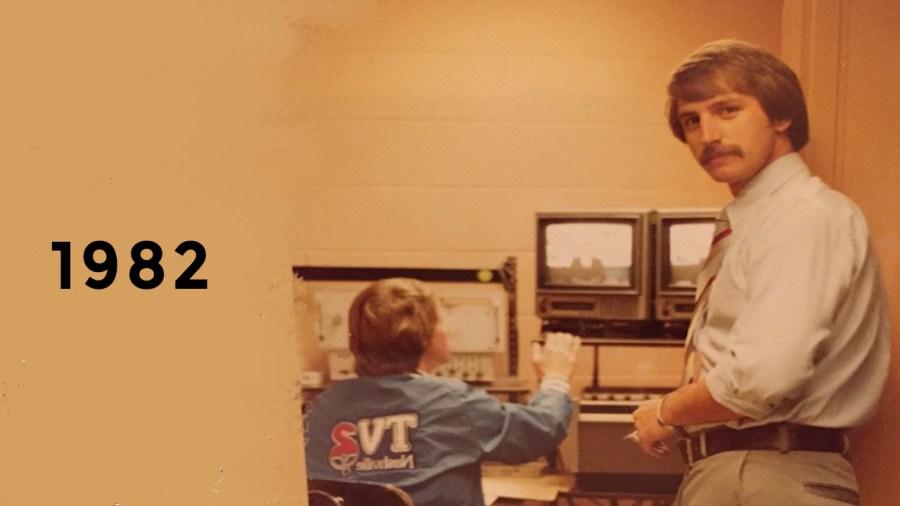 1982: Editing with Ken Wilson