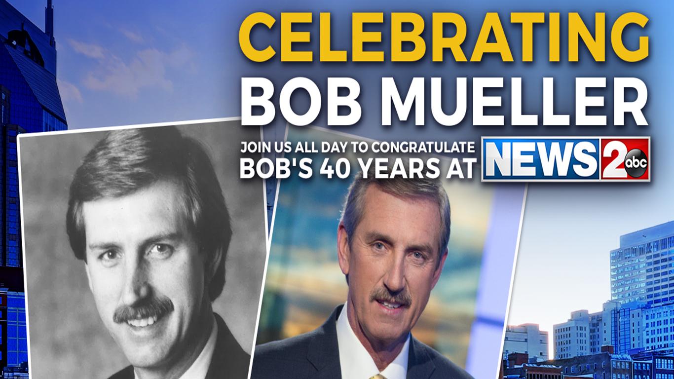 Bob Mueller Celebration