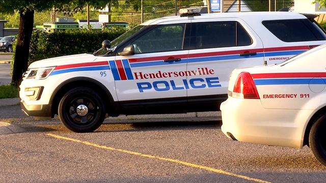 Hendersonville police generic