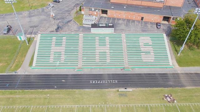 Hillwood High School football generic