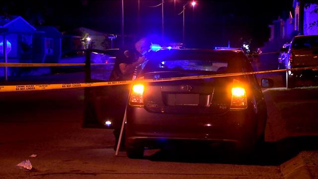 teen shot at ATM Antioch