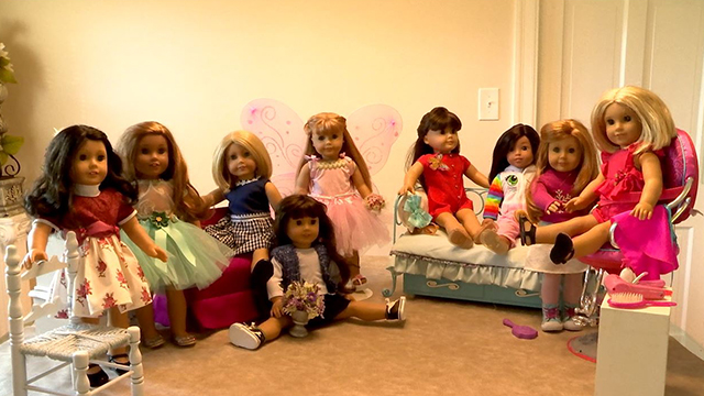 dolls for tornado victims