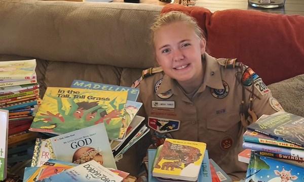 Lindsay Parker scout