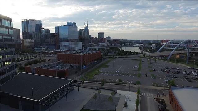 downtown riverfront generic
