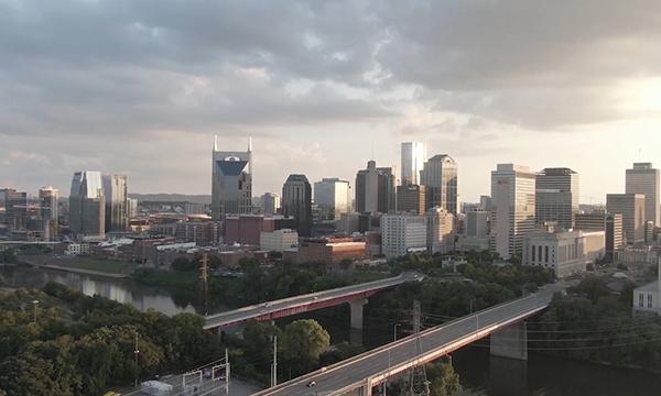 downtown Nashville generic