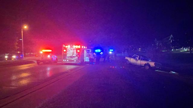 Fatal crash North Rutherford Boulevard