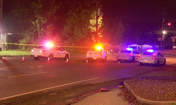 East Nashville deadly pedestrian crash