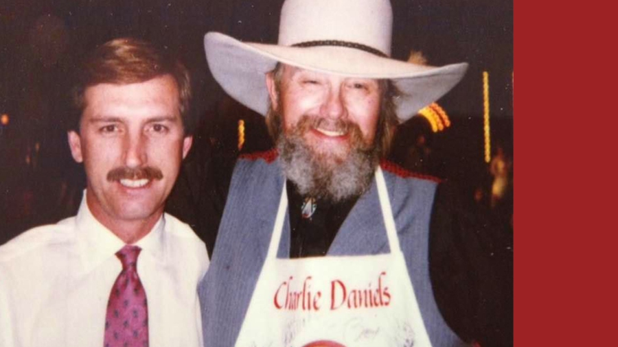Bob Mueller and Charlie Daniels