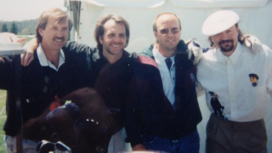 Early 90s Golf Tournament