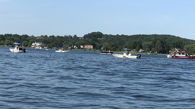 Woman drowns on Old Hickory Lake