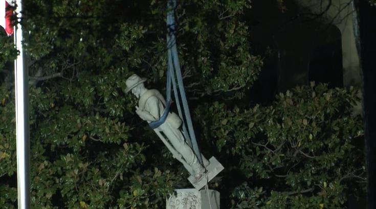 Huntsville confederate monument
