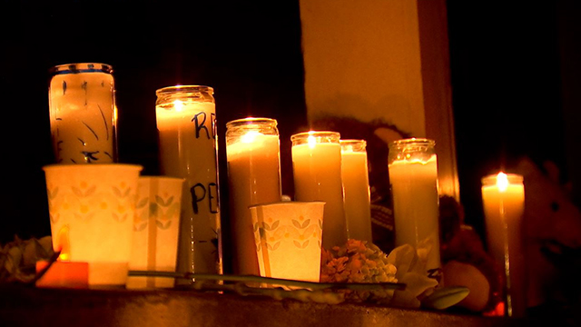 Sayeed Neilson vigil