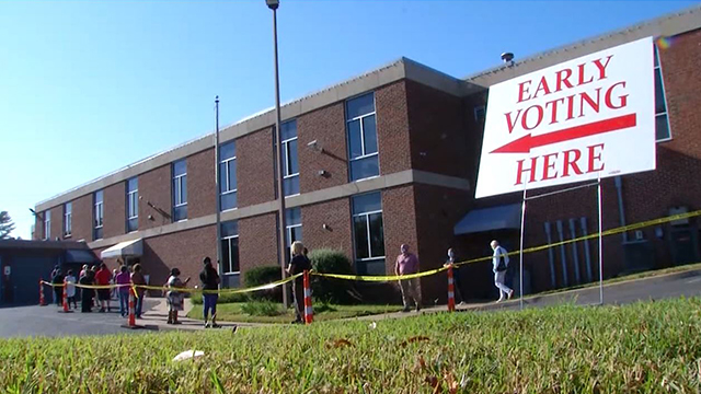 early voting generic COVID