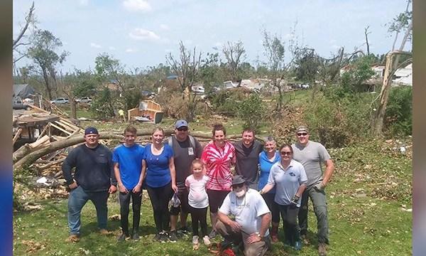 Monterey Lions Club Disaster Response Team