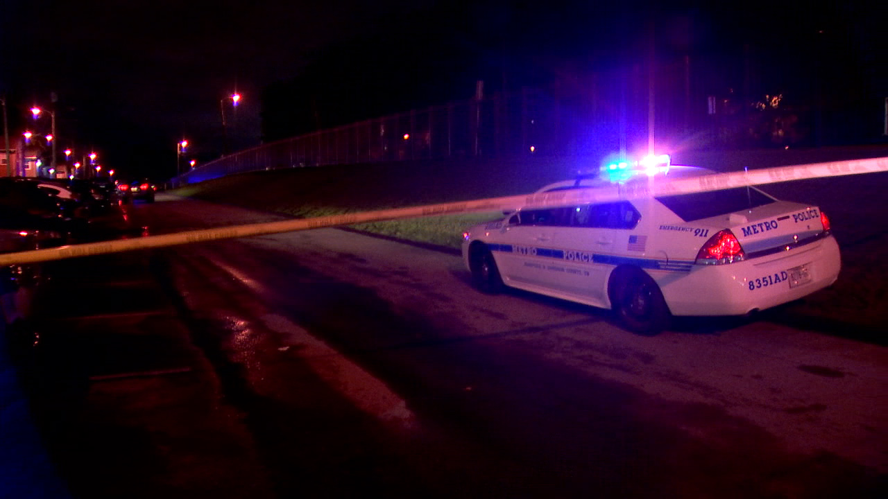 East Nashville shooting 1