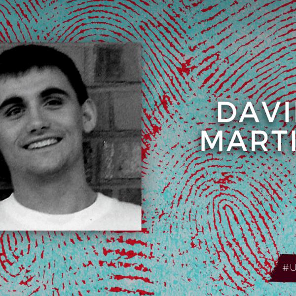 Davis Martin Murder Victim